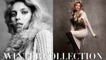 Anja, si la colección de Invierno de H&M me tiene que quedar tan bien como a ti... ¡Me lo llevo todo!