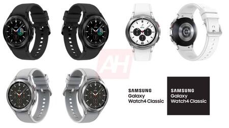 Samsung Galaxy Watch Classic 01 Ah