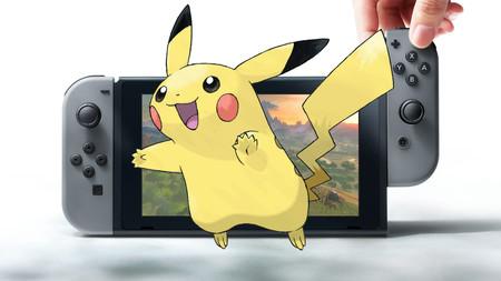 Nintendo está desarrollando  un nuevo juego de Pokémon para Switch ¡y será un RPG! [E3 2017]
