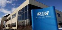 Las acciones de RIM suben un 17%