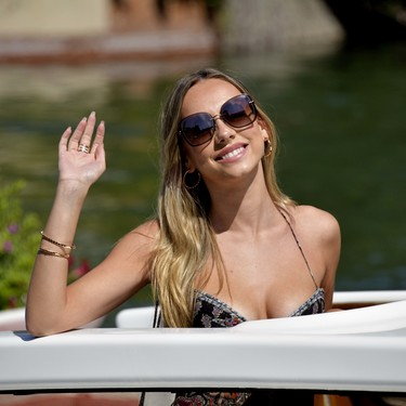 Ester Expósito desembarca en el Festival de Venecia 2020 dando toda una lección de estilo