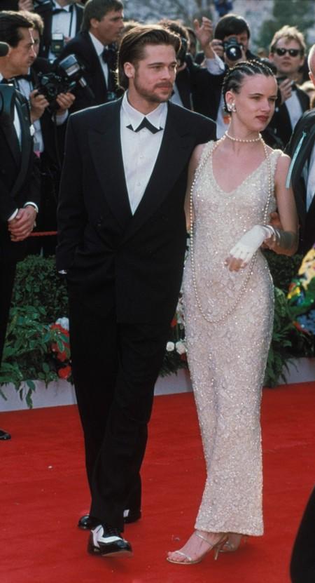 Parecido Brad Pitt Juliette Lewis