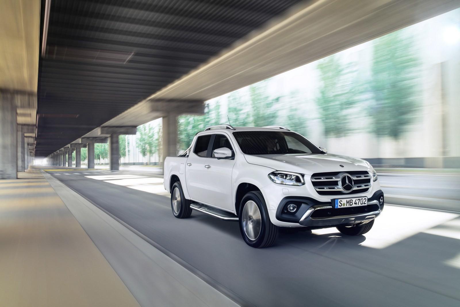 Foto de Mercedes Benz Clase X 2018 (7/19)