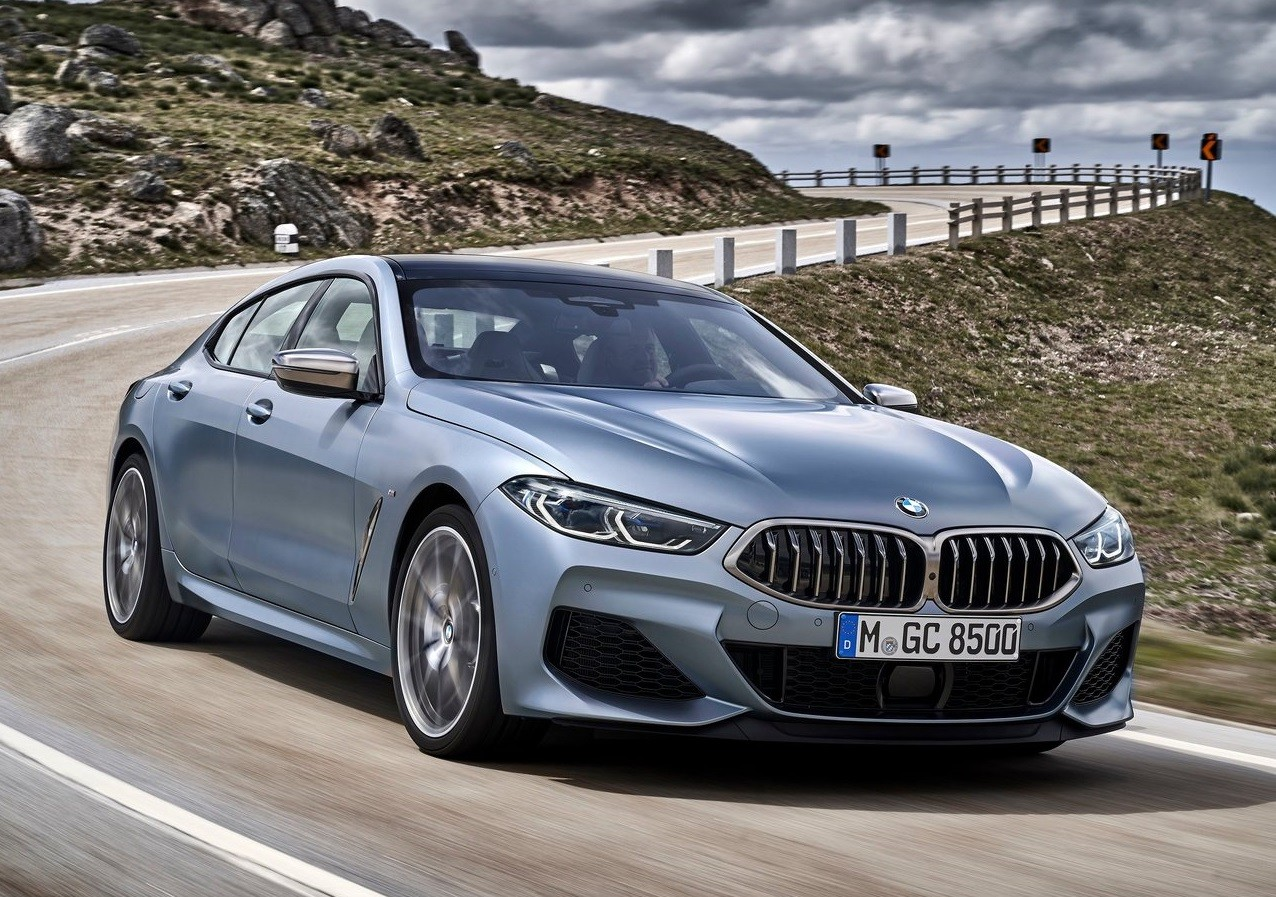 Foto de BMW Serie 8 gran coupé 2020 (11/17)