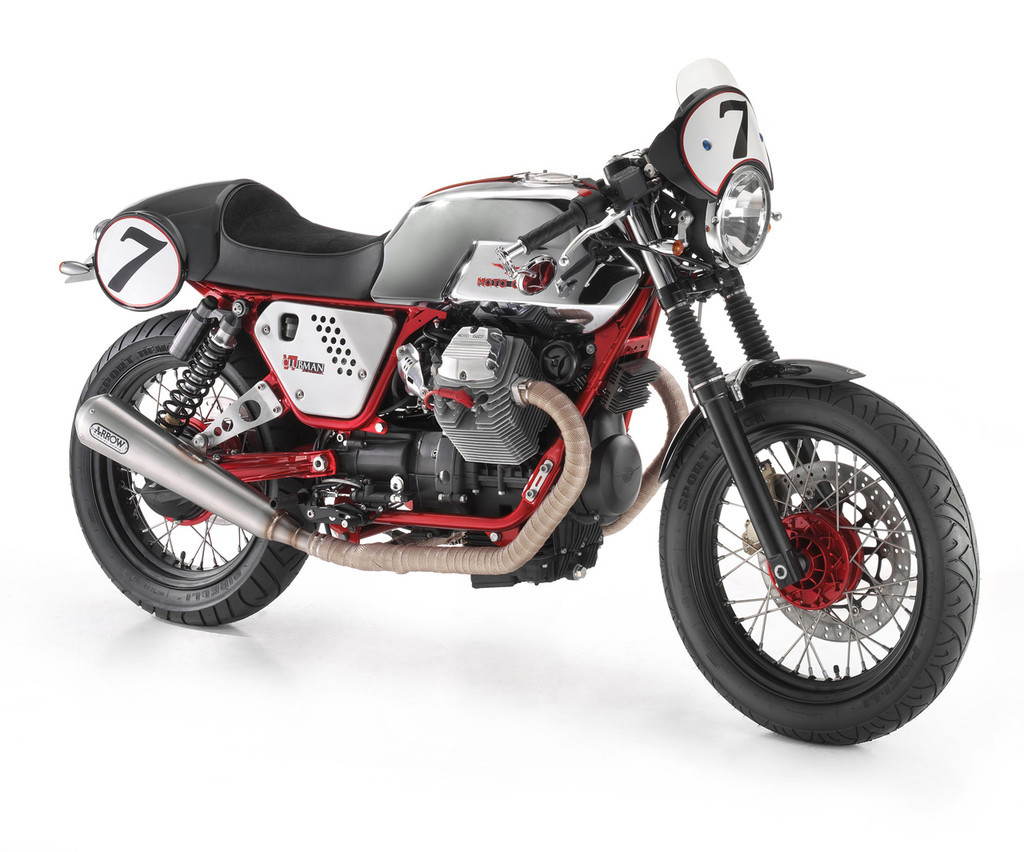 Foto de Moto Guzzi V7 Clubman Racer (1/4)
