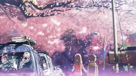 Makoto Shinkai 5 Cm