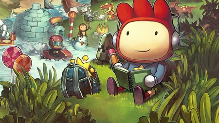 WB Games anuncia Scribblenauts Showdown. Saldrá muy pronto en Nintendo Switch, PS4 y Xbox One