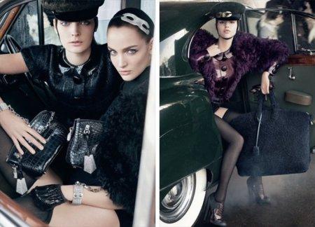 Louis Vuitton invierno
