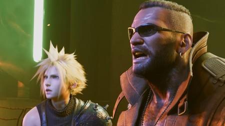Ya se pueden descargar gratis varios DLC de Final Fantasy VII Remake que pertenecían a una promoción de chocolates
