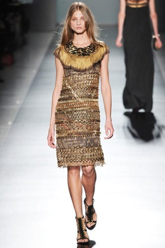 Etro Otoño-Invierno 2009/2010 en la Semana de la Moda de Milán, naturaleza