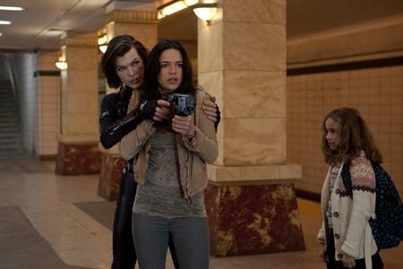 Resident Evil Mujeres