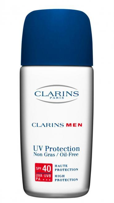 ClarinsMen UV Protection Oil-Free SPF 40