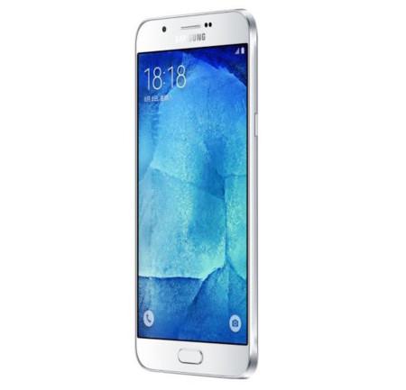 Samsung Galaxy A8, el smartphone de Samsung con diminutos marcos y mínimo grosor es oficial