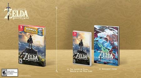 The Legend of Zelda: Breath of the Wild, Super Mario Odyssey y Splatoon 2 regresarán a las tiendas con sus Starter Pack
