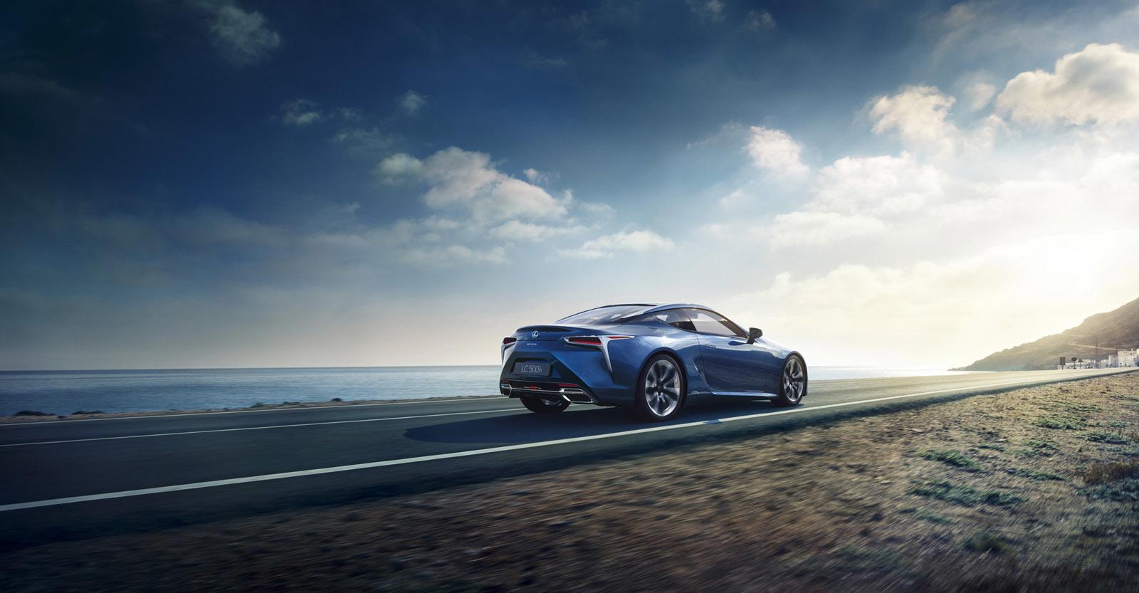 Foto de Lexus LC 500h (7/49)