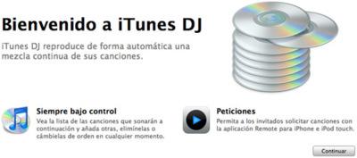 iTunes 8.1 se convierte en el DJ de la fiesta
