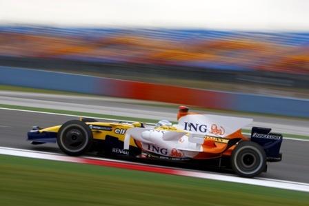 Fernando Alonso: mejor imposible