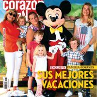 Portada para el Ratón Mickey