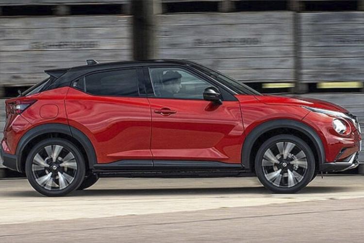 Foto de Nissan Juke 2020 filtrado (3/7)