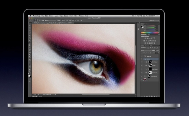adobe photoshop retina