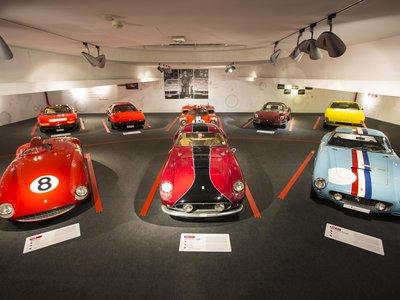 Vas a tener que ir a Maranello porque Ferrari sigue de celebración: el museo Ferrari se expande
