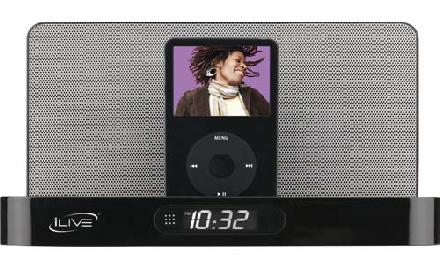 iLive iC2807, altavoces para el iPod