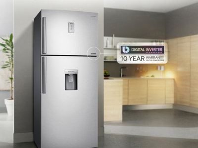 Samsung lanza los primeros frigoríficos convertibles del mercado