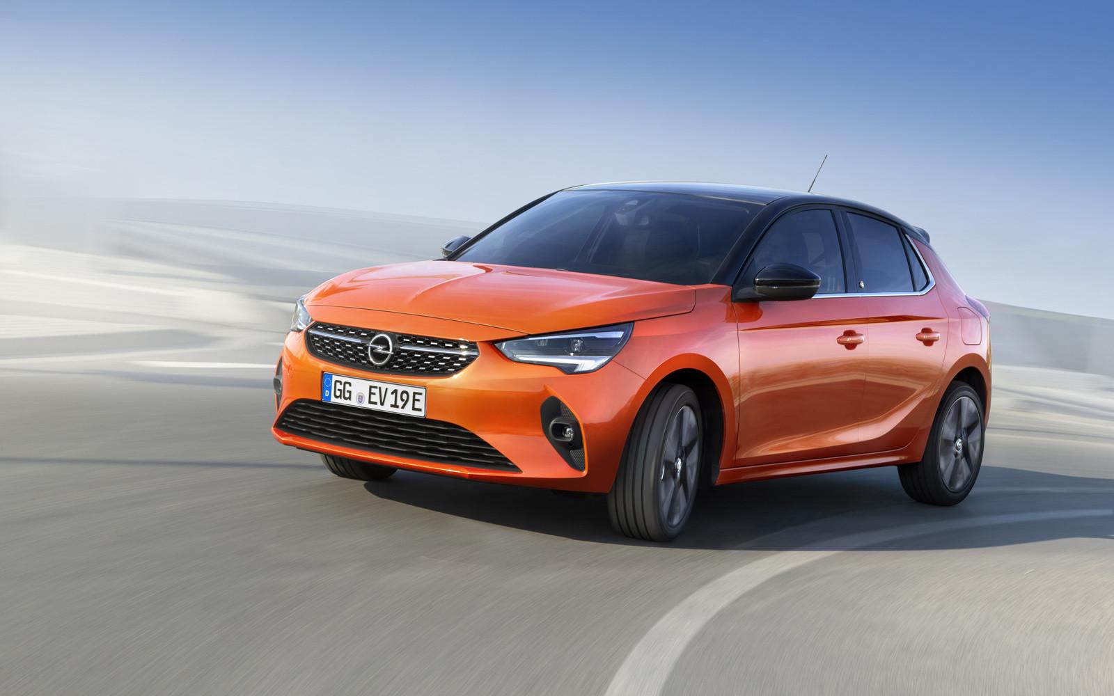 Foto de Opel Corsa 2019 (presentación estática) (45/46)