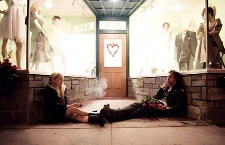 Michelle Williams y Ryan Gosling en Blue Valentine