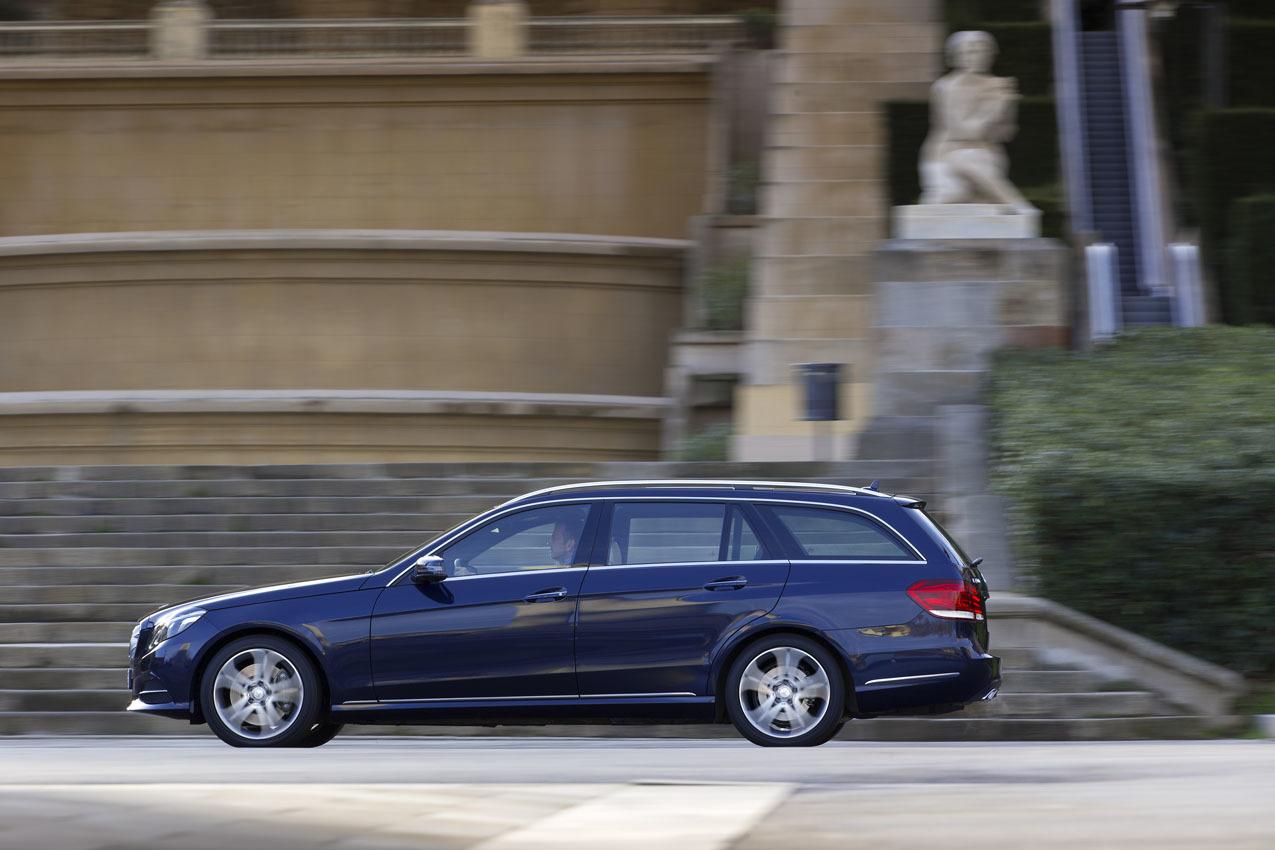 Foto de Mercedes-Benz Clase E 2013 (presentación) (47/48)
