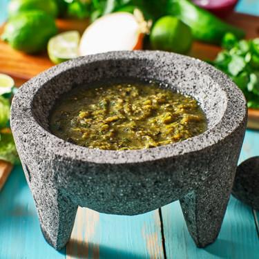 Razones para ponerle salsa verde a tus tacos. Sí, por tu salud