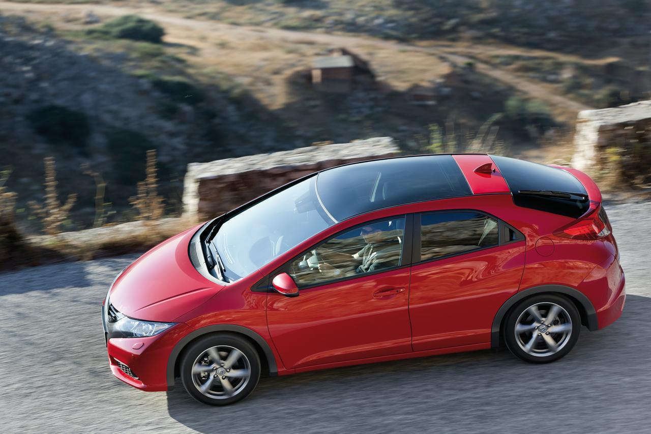 Foto de Honda Civic 2012 (136/153)