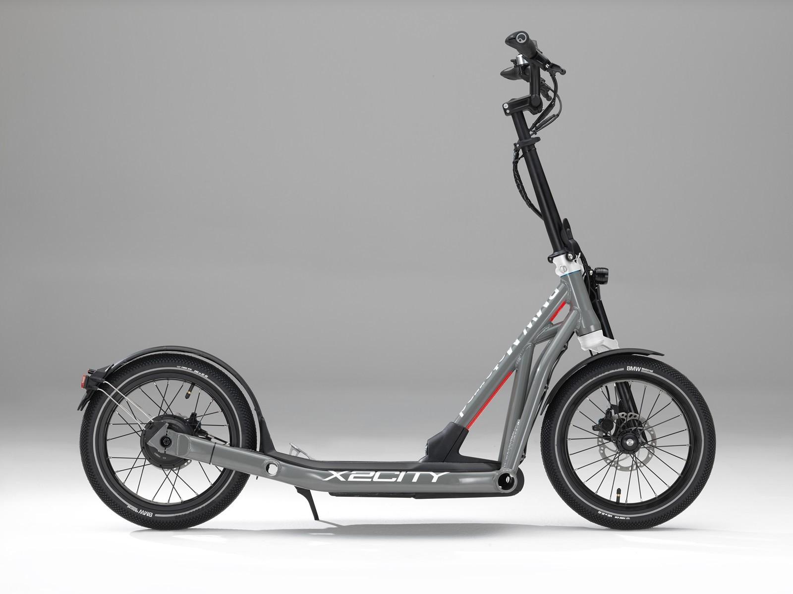 Foto de BMW Motorrad X2City, un patinete eléctrico de la marca alemana (5/10)