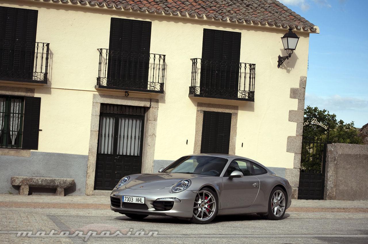 Porsche 911 Carrera S (prueba)