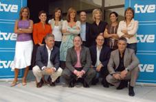 Televisión Española potencia los informativos