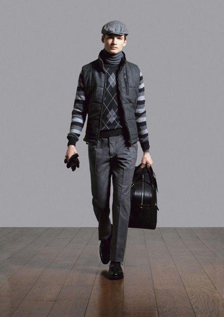 Hackett London y su avance de colección Otoño-Invierno 2011/2012, una inspiración para el gentleman del siglo XXI