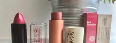 Estos labiales con protección son perfectos para ir maquillada a tomar el sol (los hemos probado)