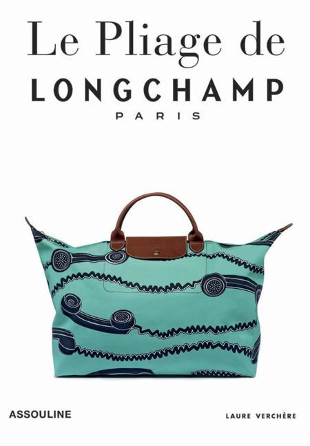 El mítico Le Pliage de Longchamp se convierte en libro