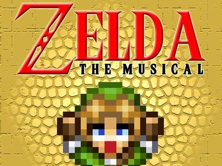 'Zelda: The Musical'. Link rompe su silencio, ¡y de qué forma!