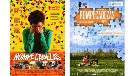 'Rompecabezas (Puzzle)', carteles y tráiler