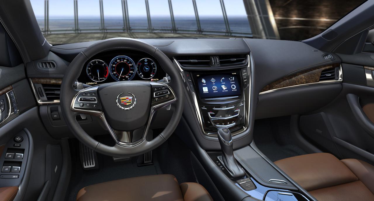 Foto de 2014 Cadillac CTS (18/24)