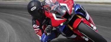 ¡Salvaje! La nueva Honda CBR1000RR Fireblade es más bestia que nunca con 214,6 CV