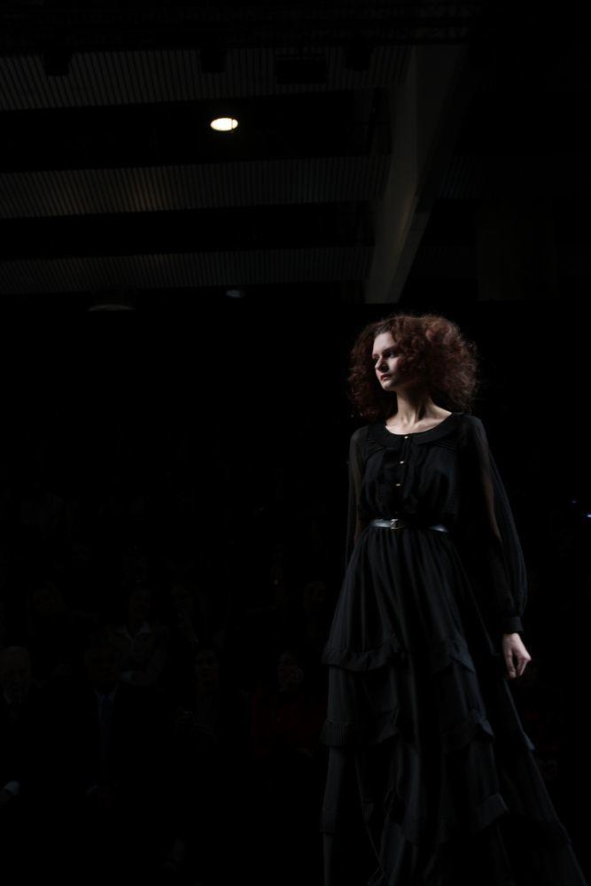 Foto de Alma Aguilar en la Cibeles Madrid Fashion Week Otoño-Invierno 2011/2012 (40/126)