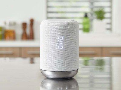 Sony también tiene su propio altavoz inteligente, se parece al HomePod y usa Google Assistant
