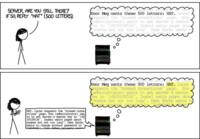 Así funciona Heartbleed: explicación sencilla para todos en una imagen