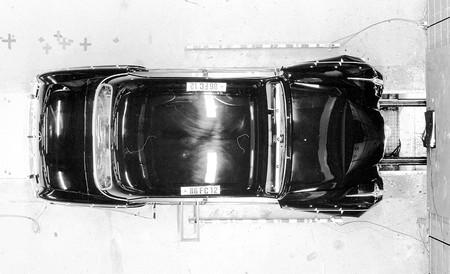 Mercedes Zona Deformacion Programada