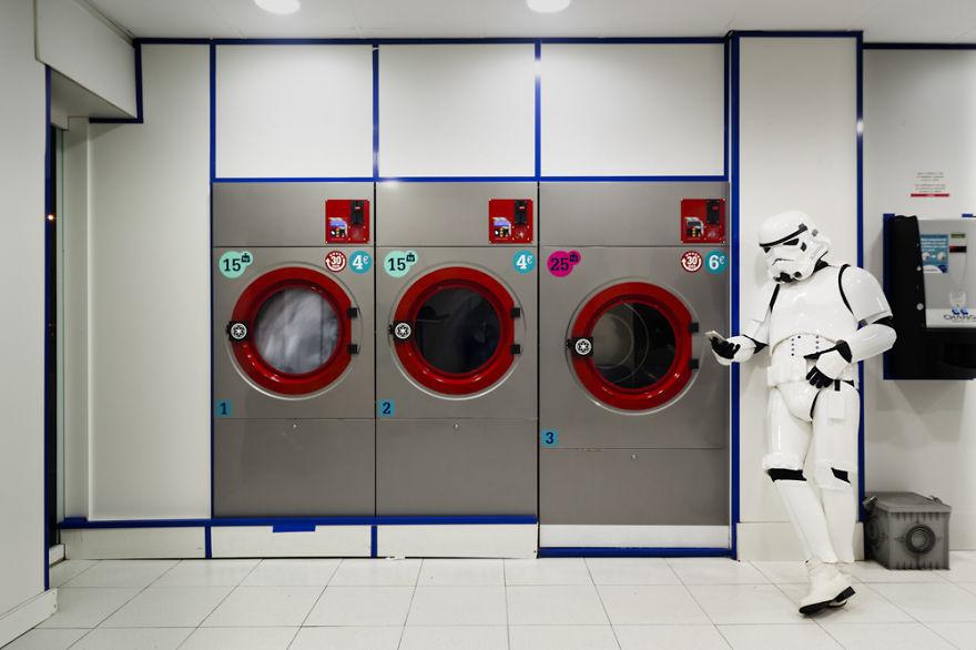 Foto de El día a día de los Stormtroopers (11/16)