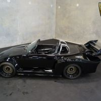 ¿Quieres un Porsche único? Prepara 55.000 dólares y píllate el descapotable de Batman