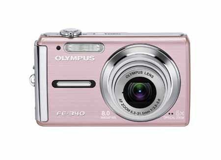 olympus fe-340 rosa