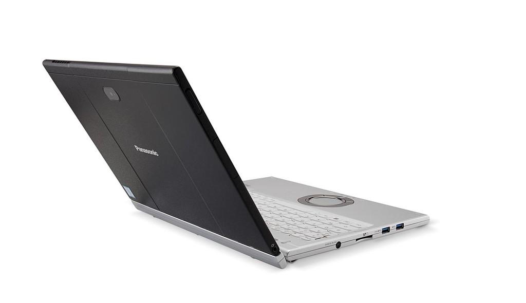 Panasonic Toughbook Cf Xz26 Vista 05